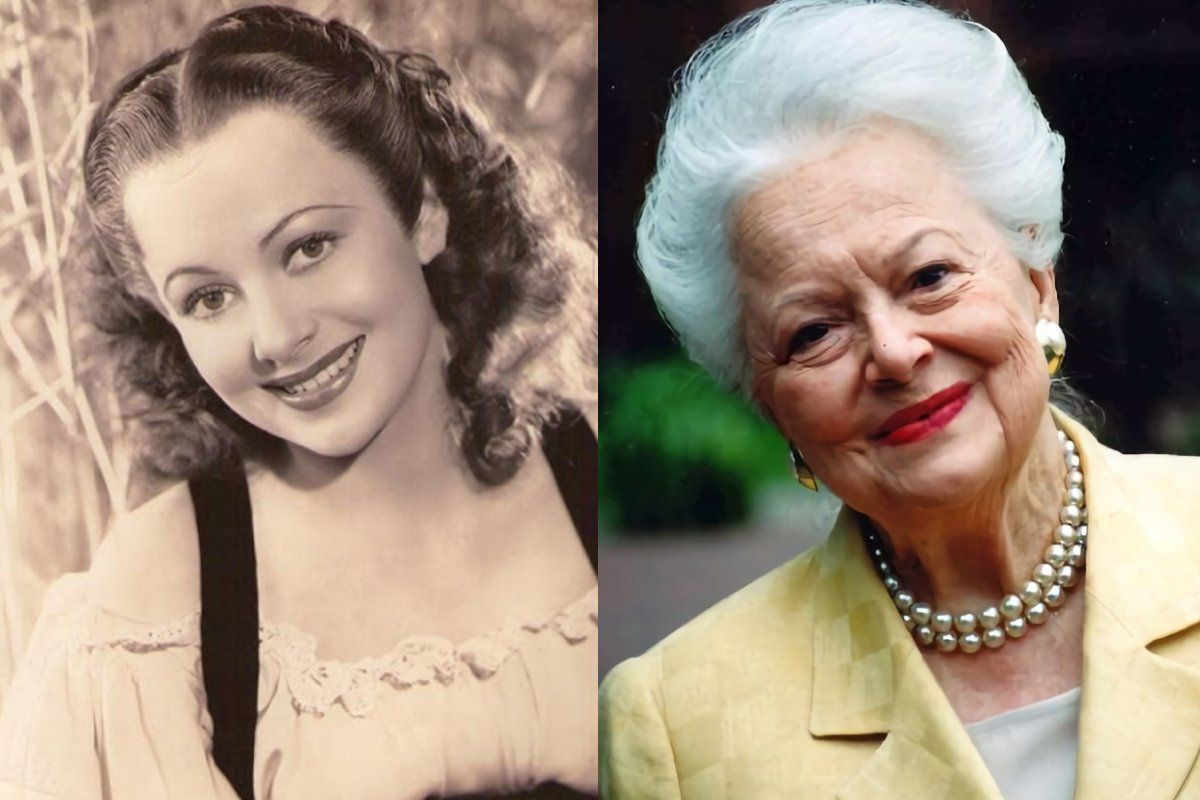 20 Stars Of The Golden Age Of Hollywood Who Have All Turned 100 Years Old | Scribol.com #hollywoodgoldenage