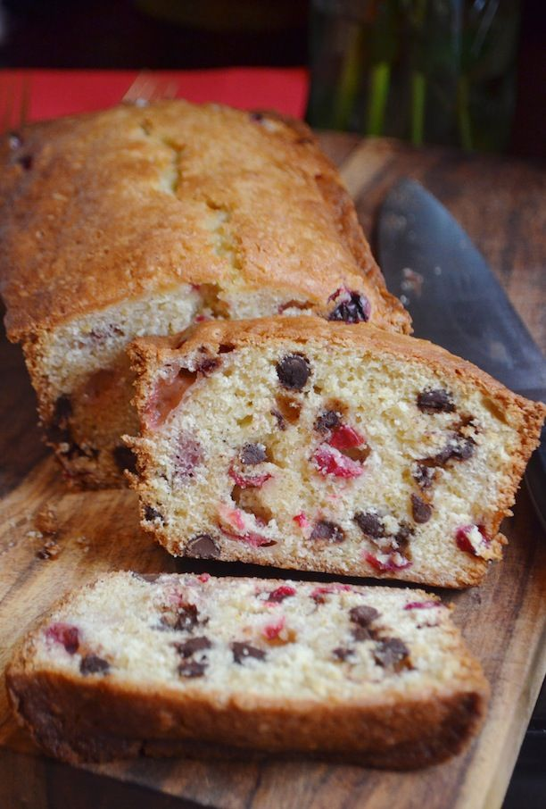 Recipes for chocolate chip loaf cake