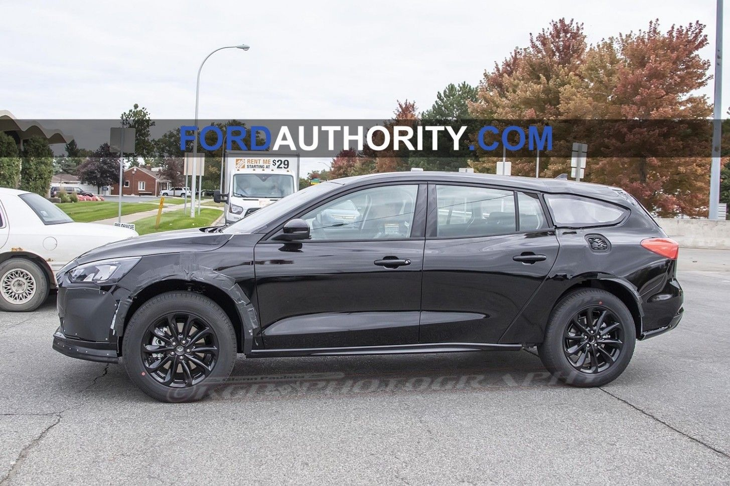 2021 The Spy Shots Ford Fusion Concept and Review