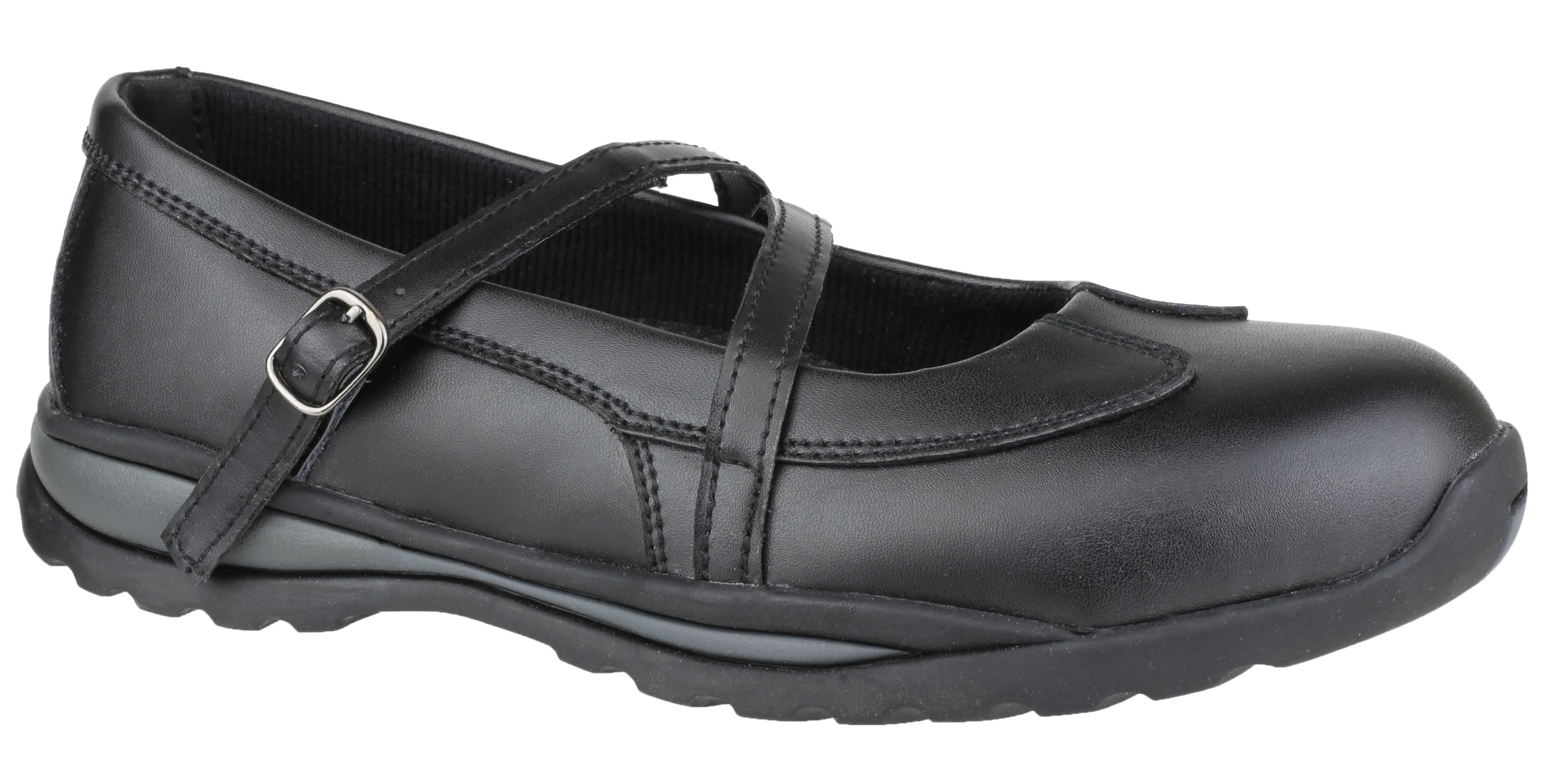 Amblers Safety Fs55 Mary Jane Las Shoe Ideal For Office Stock Room
