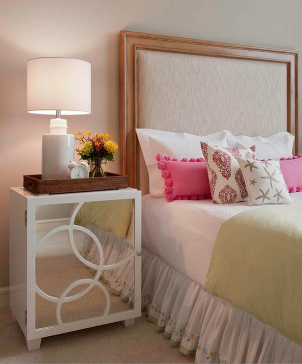 1000 images about bedside table on pintereststylish bedroom - Bedroom Table Ideas