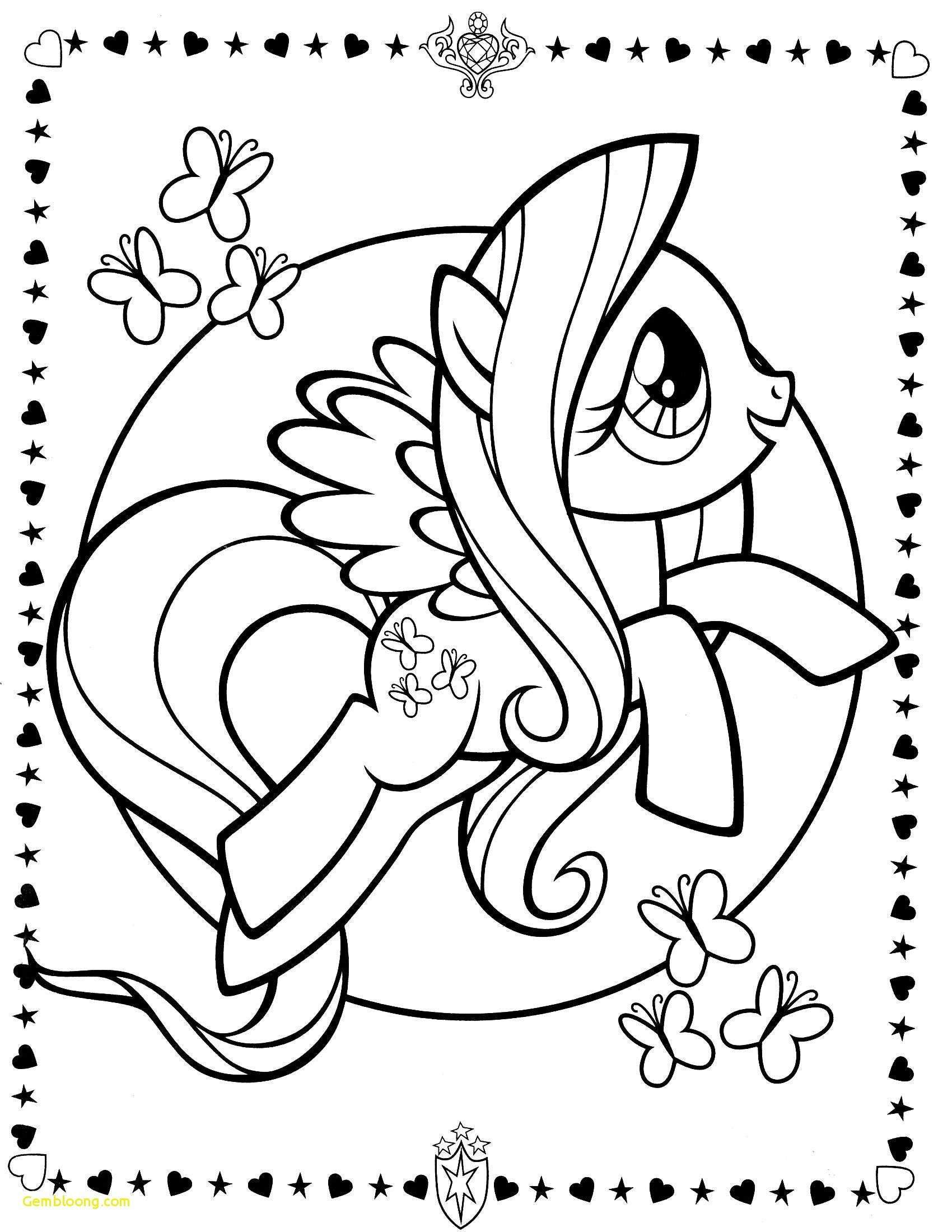 neu malvorlagen little pony  my little pony coloring