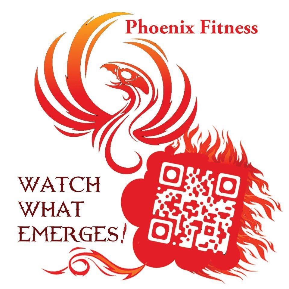 Qr Code Per La Palestra Phoenix Fitness Qr Codes For Phoenix Fitness Qr Code Creative Qr Code Coding