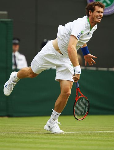Exclusive to PhysioRoom.com is the Aircast A60 Ankle Brace (White) as worn by tennis player Andy Murray. #Wimbledon.