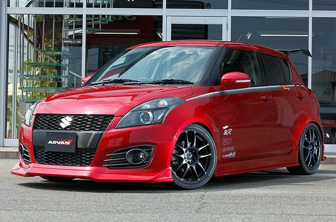 Suzuki Swift | Cars to own | Suzuki swift, Suzuki swift ...
