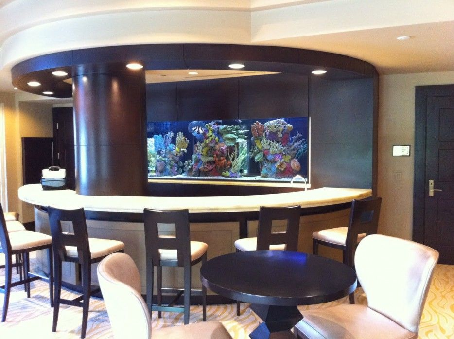 30 Incredibly Awesome Ideas To Beautify Your Home With Aquariums Home Decor Home Modern Cozy Living Room