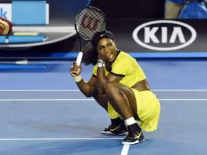 'Serena playing at another level' - http://yodado.co.za/serena-playing-at-another-level/