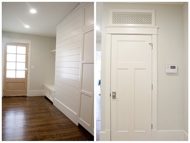 Love The Casings Around The Doors And The Paneling Of Course For