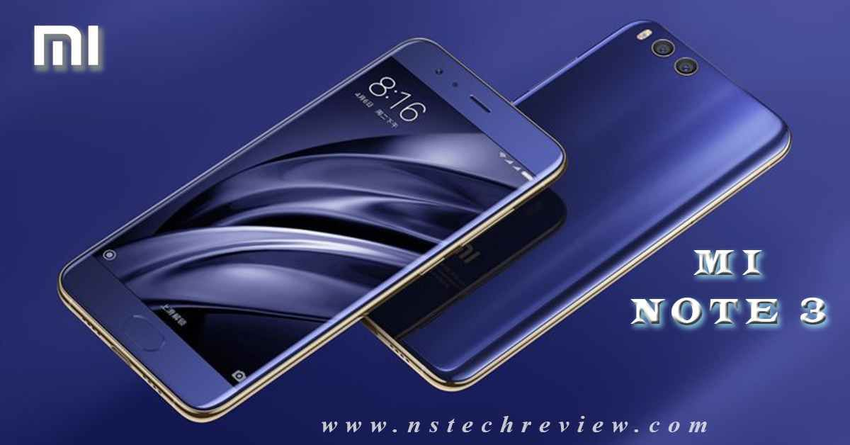 Xiaomi Mi Note 3 128gb Price Full Specifications With Images Xiaomi Smartphone