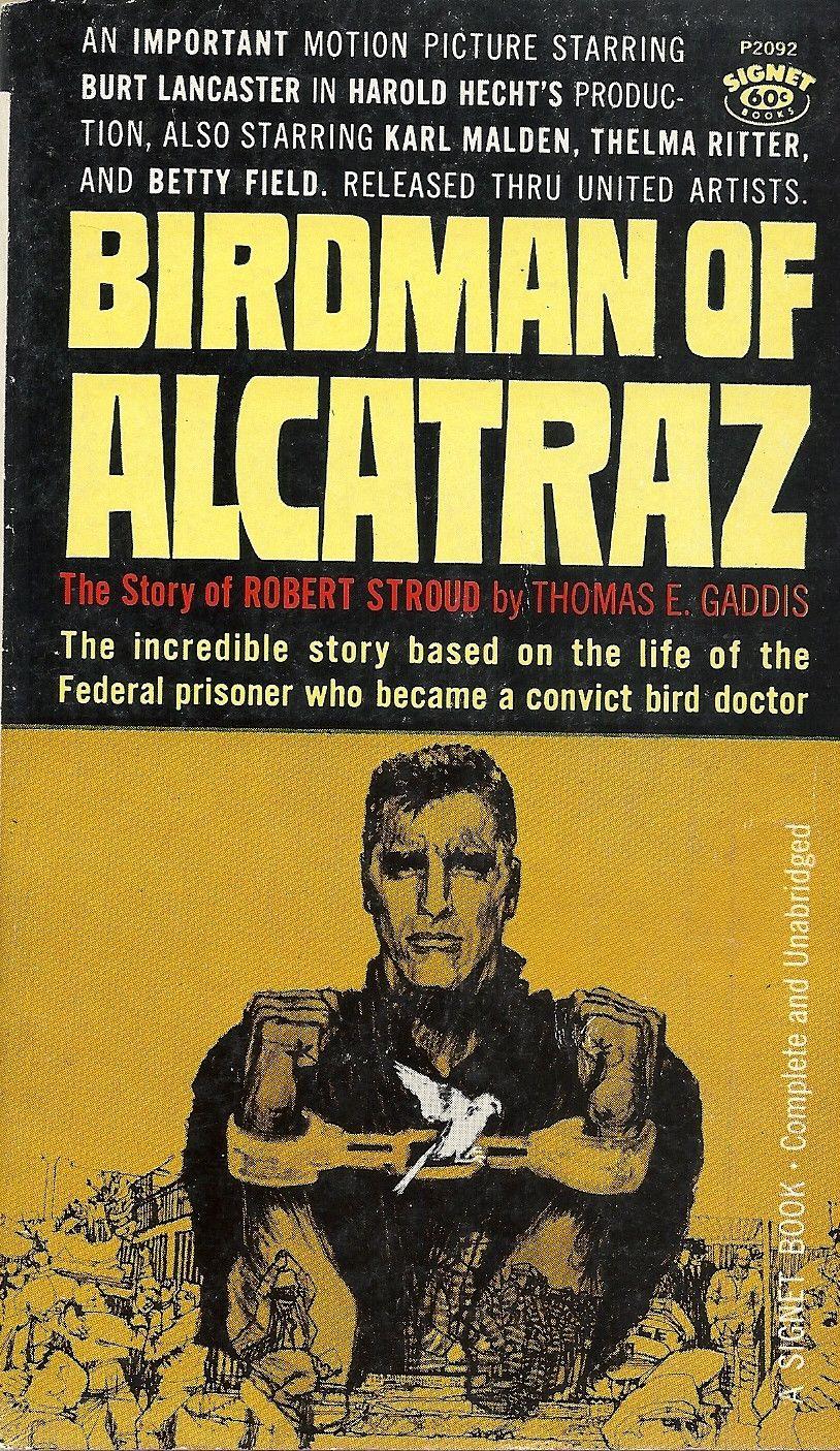 Birdman Of Alcatraz Cinema Tv Classic Movie Posters Movies