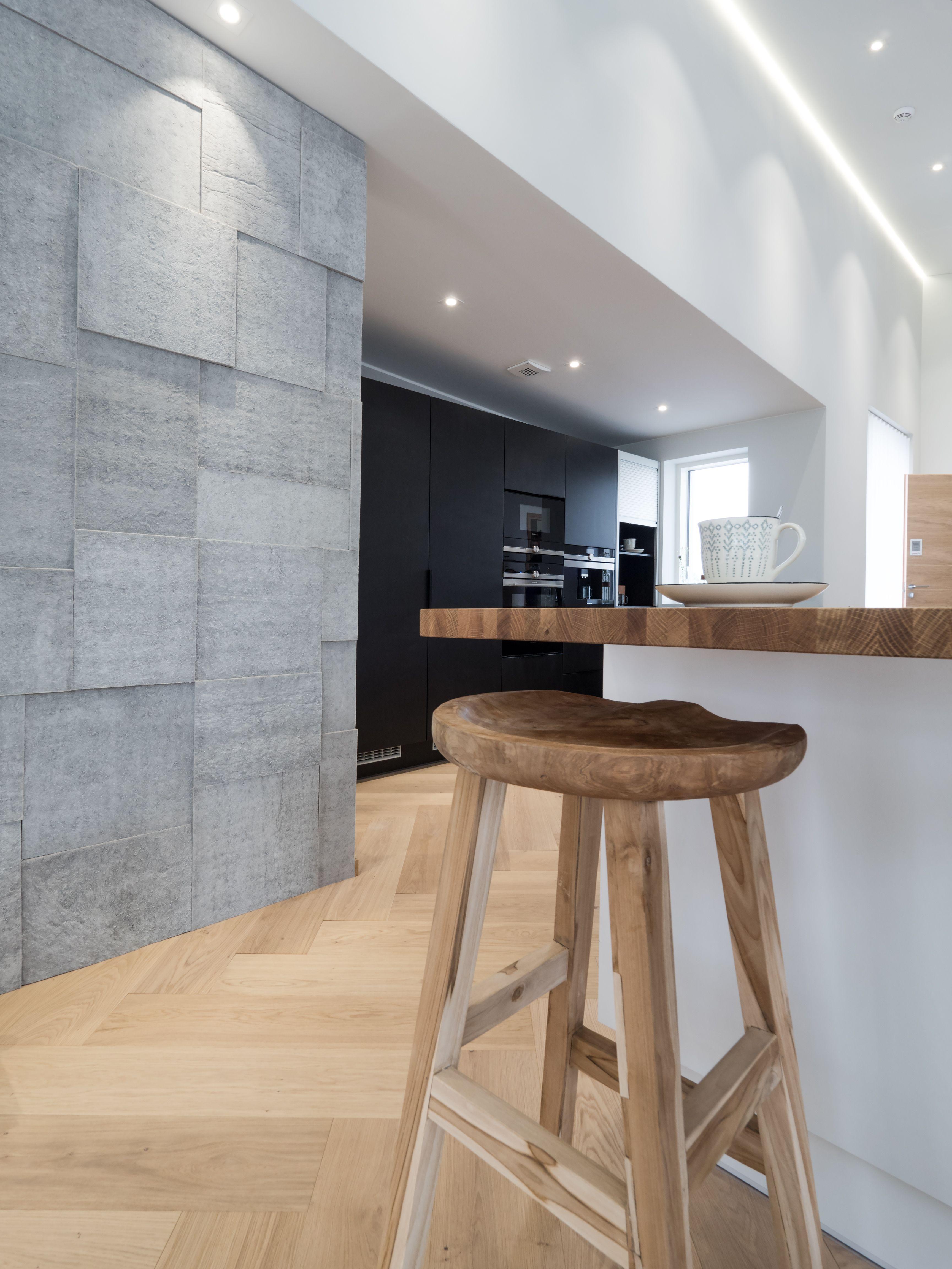 Would you like to drink your morning coffee in this modern kitchen under our Spectri LED-lights? Haluaisitko juoda aamukahvisi tässä modernissa keittiössä Spectri LED-valaisimien alla?