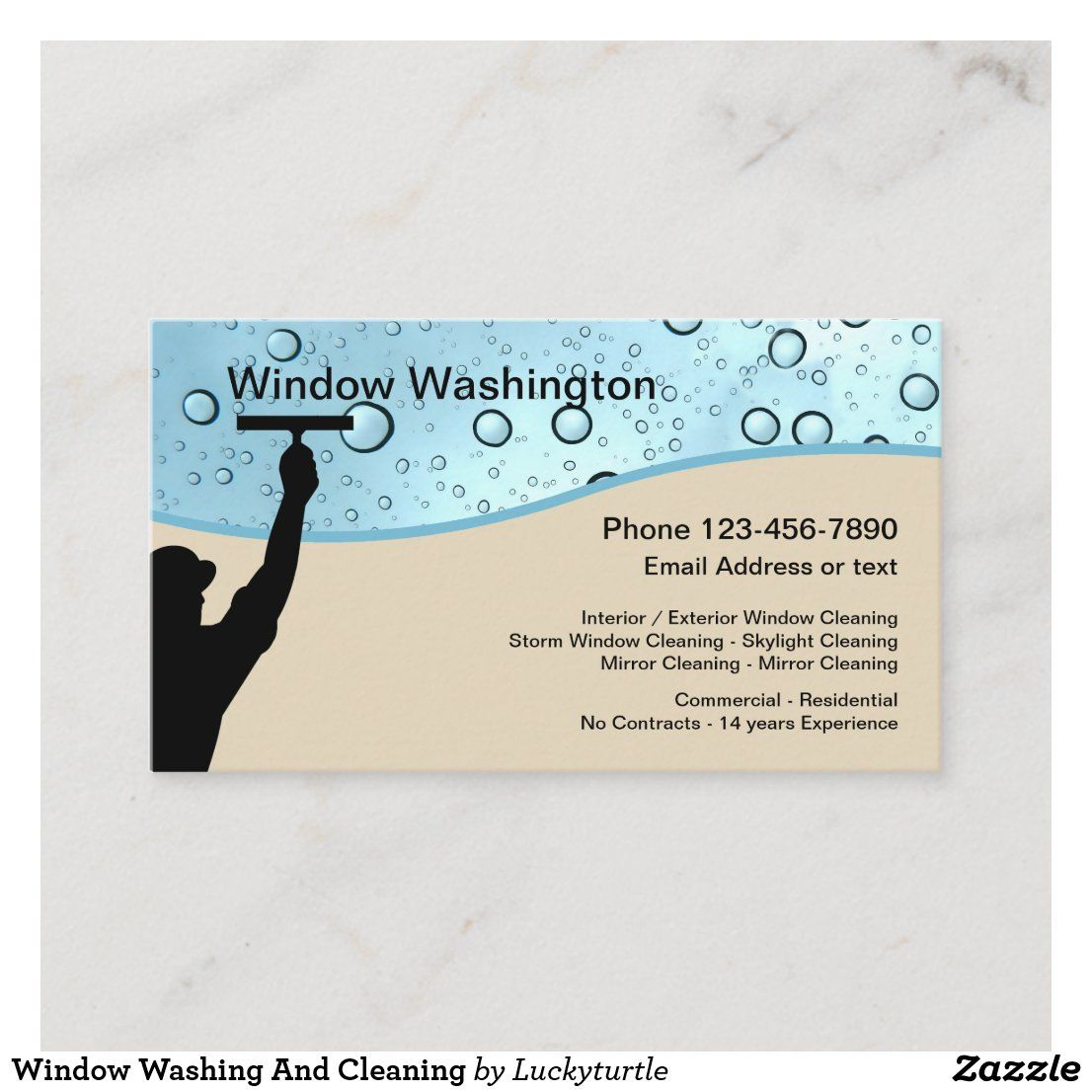 Window Washing And Cleaning Business Card Zazzle Com Cleaning Business Cards Washing Windows Cleaning Business