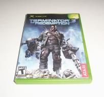 Terminator 3 The Redemption For Xbox Free Shipping With Images
