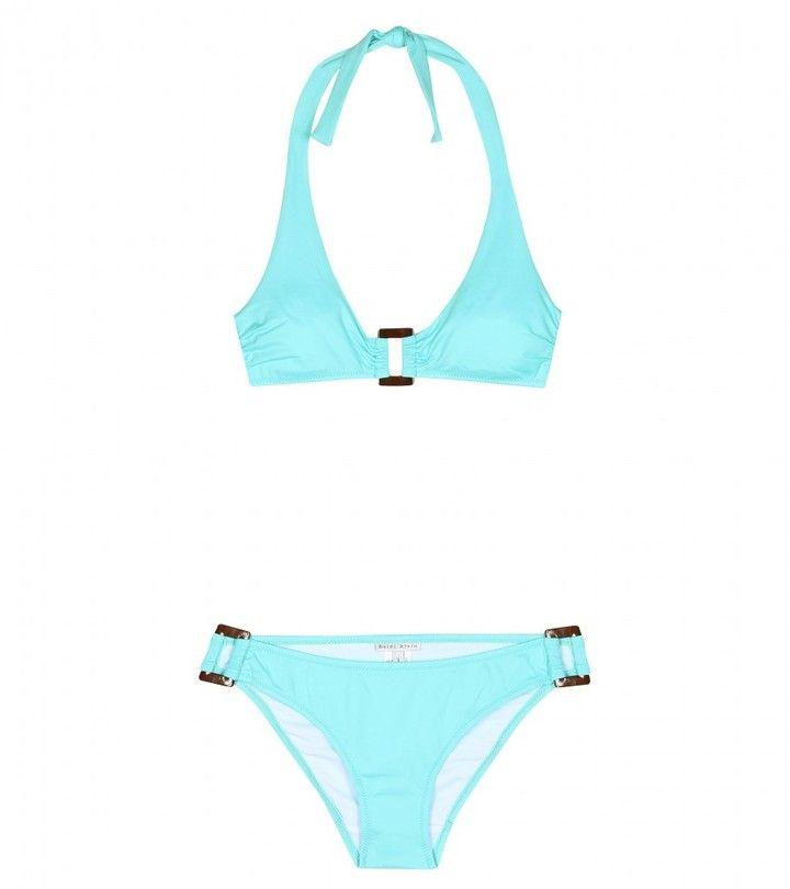 7509409309 Heidi Klein Sao Paulo halterneck bikini on shopstyle.com   Swimsuits ...