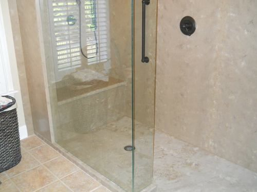Why Your Home Needs A Solid Surface Shower | Dupont corian, Solid ...