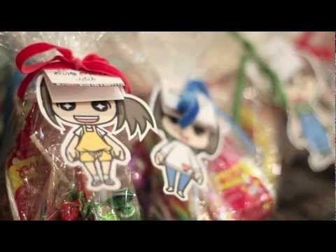 تشيبي العيد توزيعات مدونة أروى Chibi Tutorial Blog