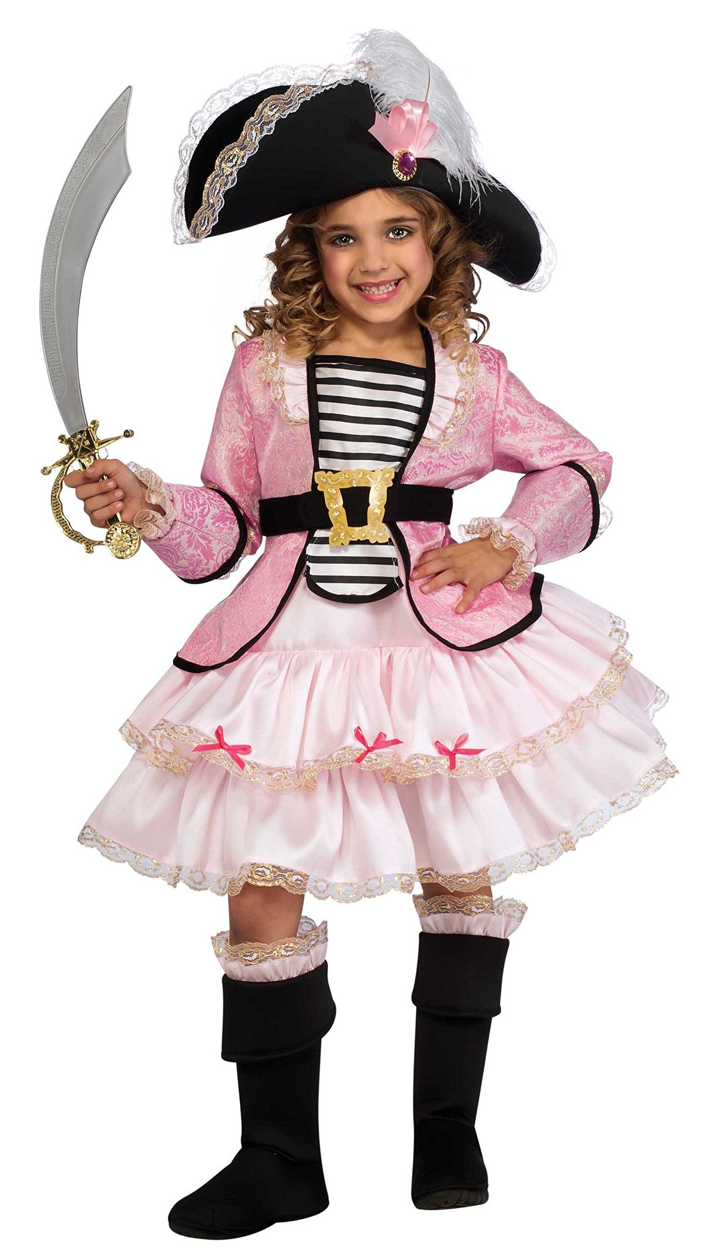 d1c10ea82cd26 Rubies Pirate Princess Costume Medium *** Remain to the product at the  image web link. (This is an affiliate link). #childrencostumes