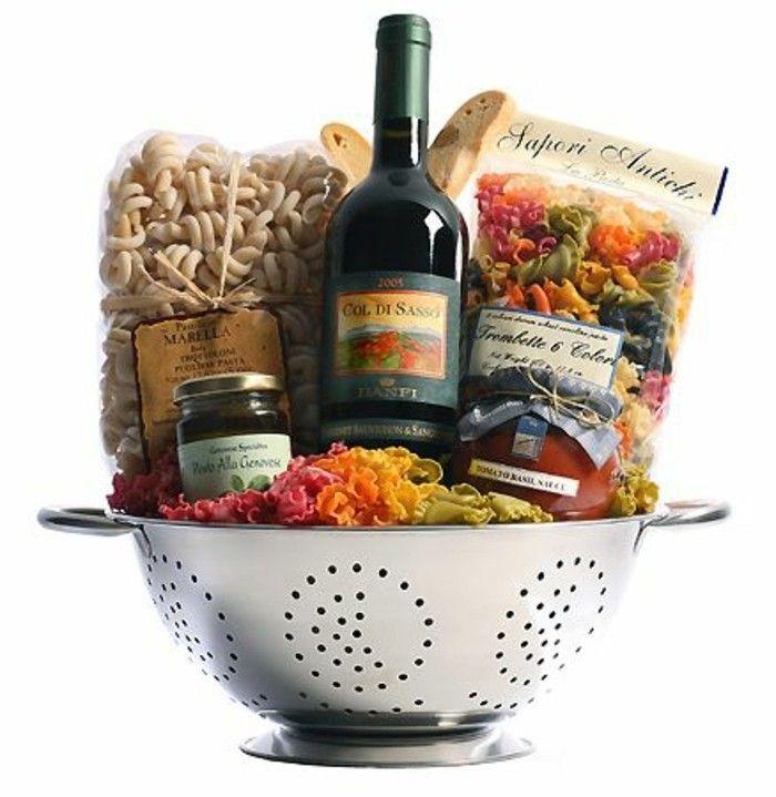 geschenke aus der kuche geschenkideen aus der kuche italien pasta - weihnachtsgeschenke aus der küche