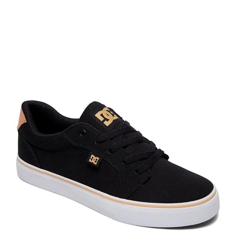 DC Shoes Men/'s Anvil Sneaker Shoes Black Kicks Trainers Sports Shoe Clothing ...