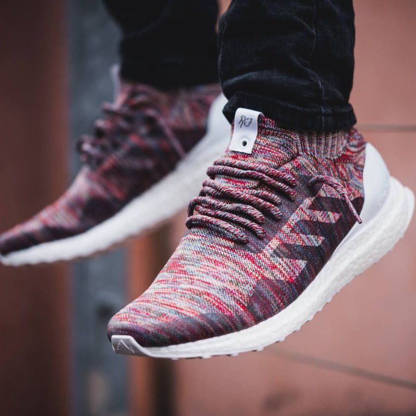 6ecd0a7641241 Adidas Ultra Boost Mid Kith Aspen  colorful