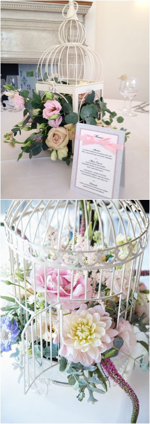Top 20 Vintage Birdcage Wedding Centerpieces for 2018 | Vintage ...
