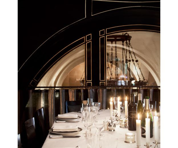 Private Dining At The Wolseley  Caférestaurant Mayfair  Dining Glamorous Restaurants With A Private Dining Room Inspiration