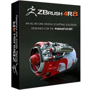 Pixologic ZBrush 4R8 Crack Full Version Activated 2019