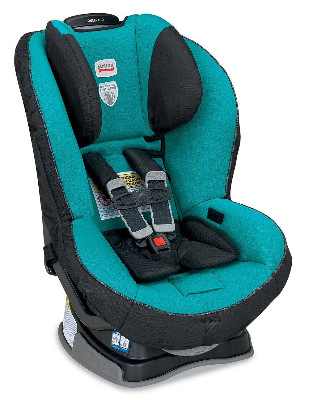 Britax Boulevard G4 Convertible Car Seat, Laguna Baby
