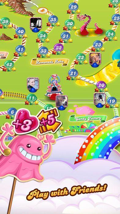 Iphone Screenshot 4 Candy Crush Saga Candy Crush Soda Saga Candy Crush Jelly Saga