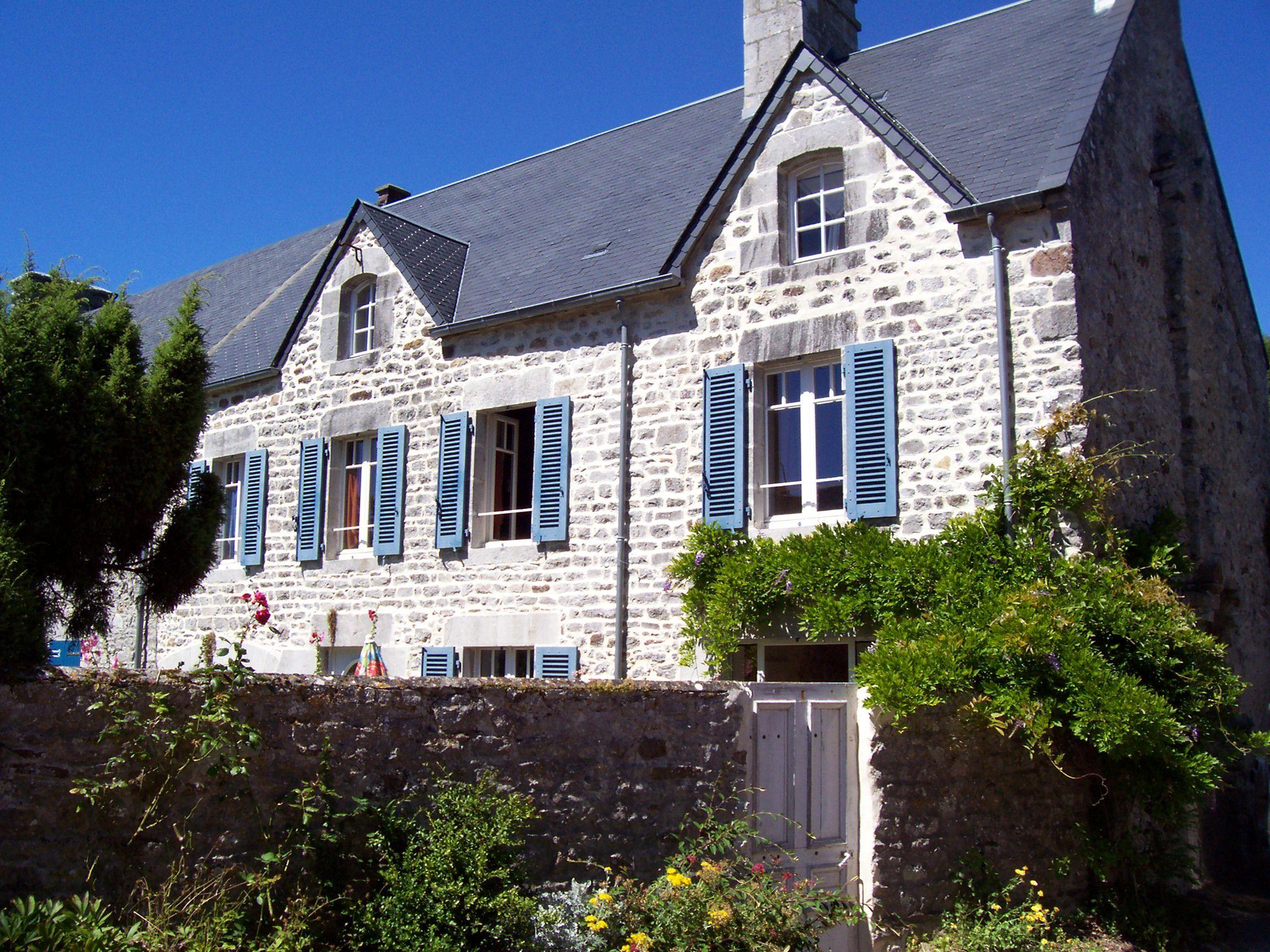 Regneville sur Mer   accalmie est une habitation typique du cotentin où vous pourrez ...