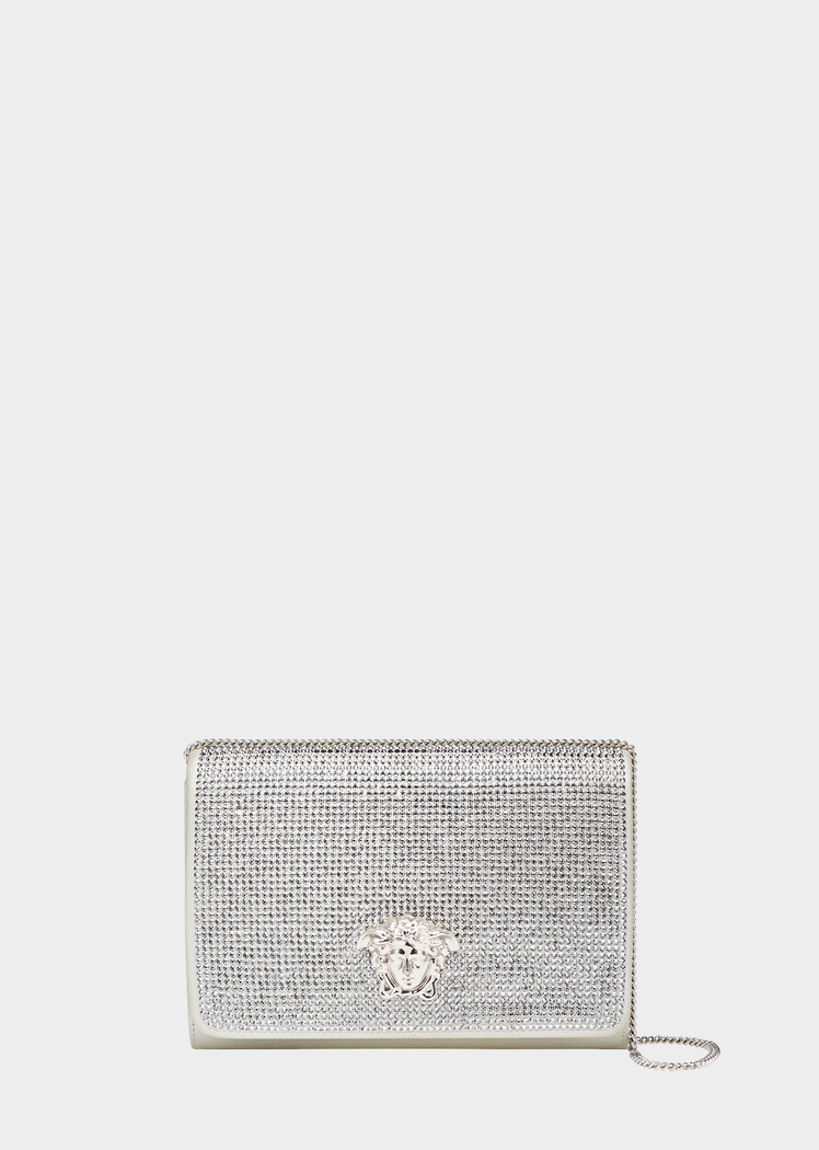 2b6b9824af Versace Palazzo Crystal Evening Clutch for Women | US Online S… | I ...