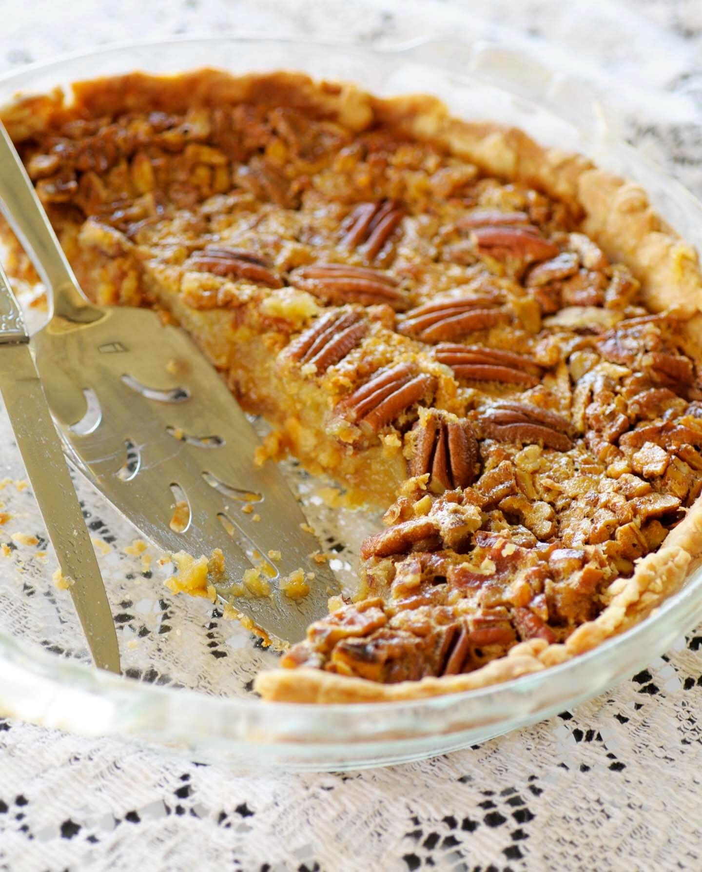 Grandmotherhood and Texas pecan pie | Homesick Texan #pioneerwomanpecanpie