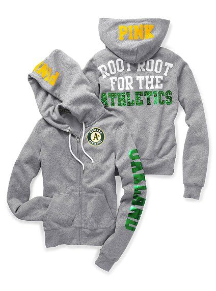 new product 885ce 9a995 This is my favorite sweatshirt I own! Oakland A's Forever ...