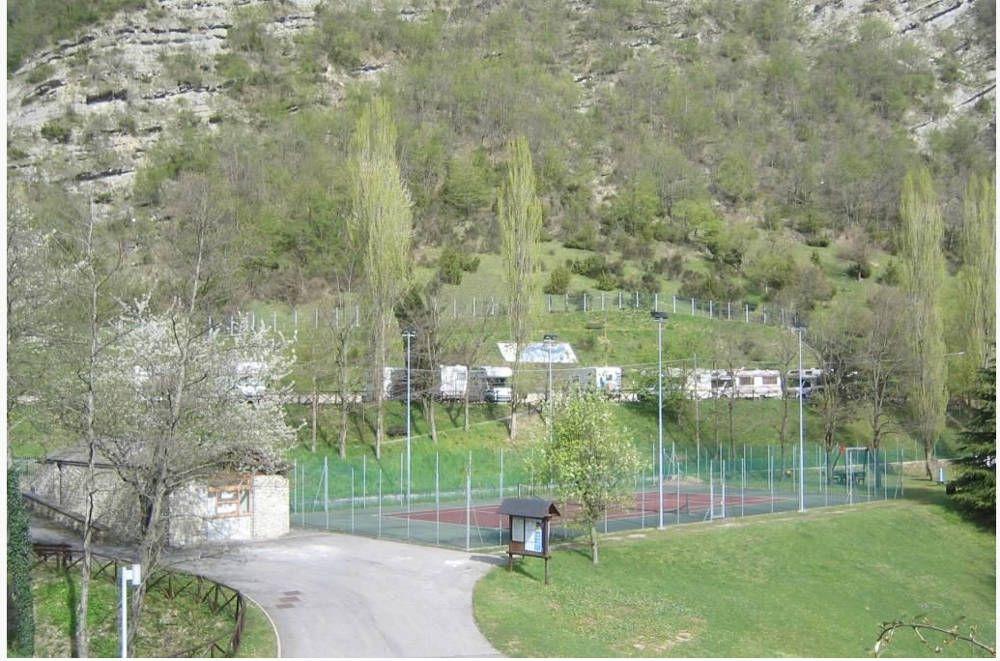 Bagno roulotte ~ Area camper di ridracoli di bagno di romagna giropercampeggi