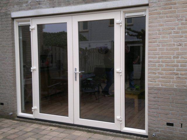 Patio doors in plastic from Kroon Kozijn, maintenance …