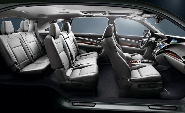 2016 Acura Mdx Inside Acura Mdx Acura Acura Cars