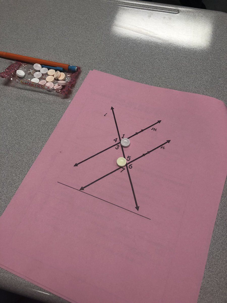 EDMScott on Math, Algebra activities, Geometry angles