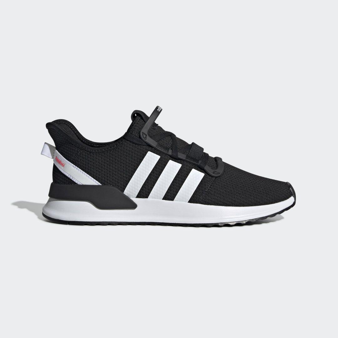 adidas U_Path Run Shoes - Black