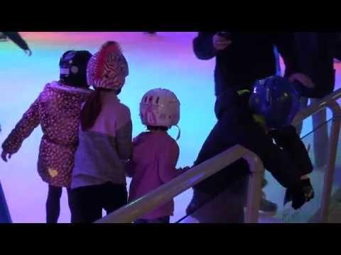 Ice Skating - Aaliyah De Sousa