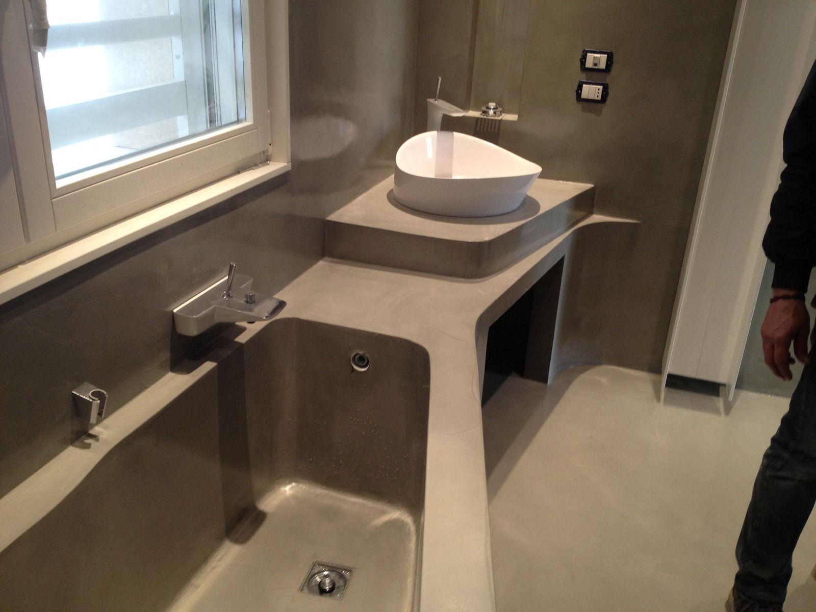 Bagno Microcemento ~ Bagno in resina vertum.it nn mi piace pinterest interiors