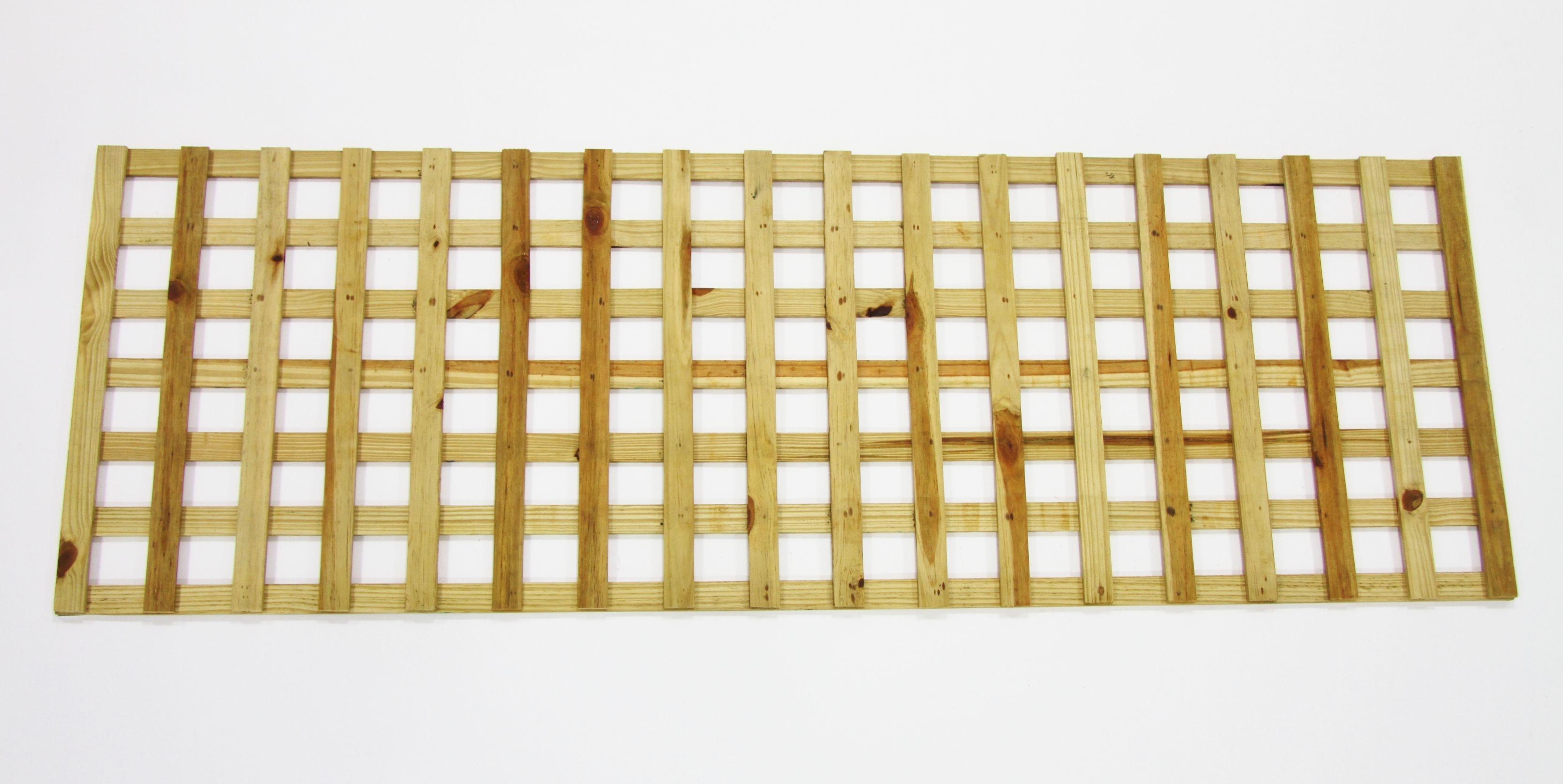 Lattice Treated Pine 1800x600mm 65mm Bunnings Warehouse Lattice Treated Timber Garden Hardware