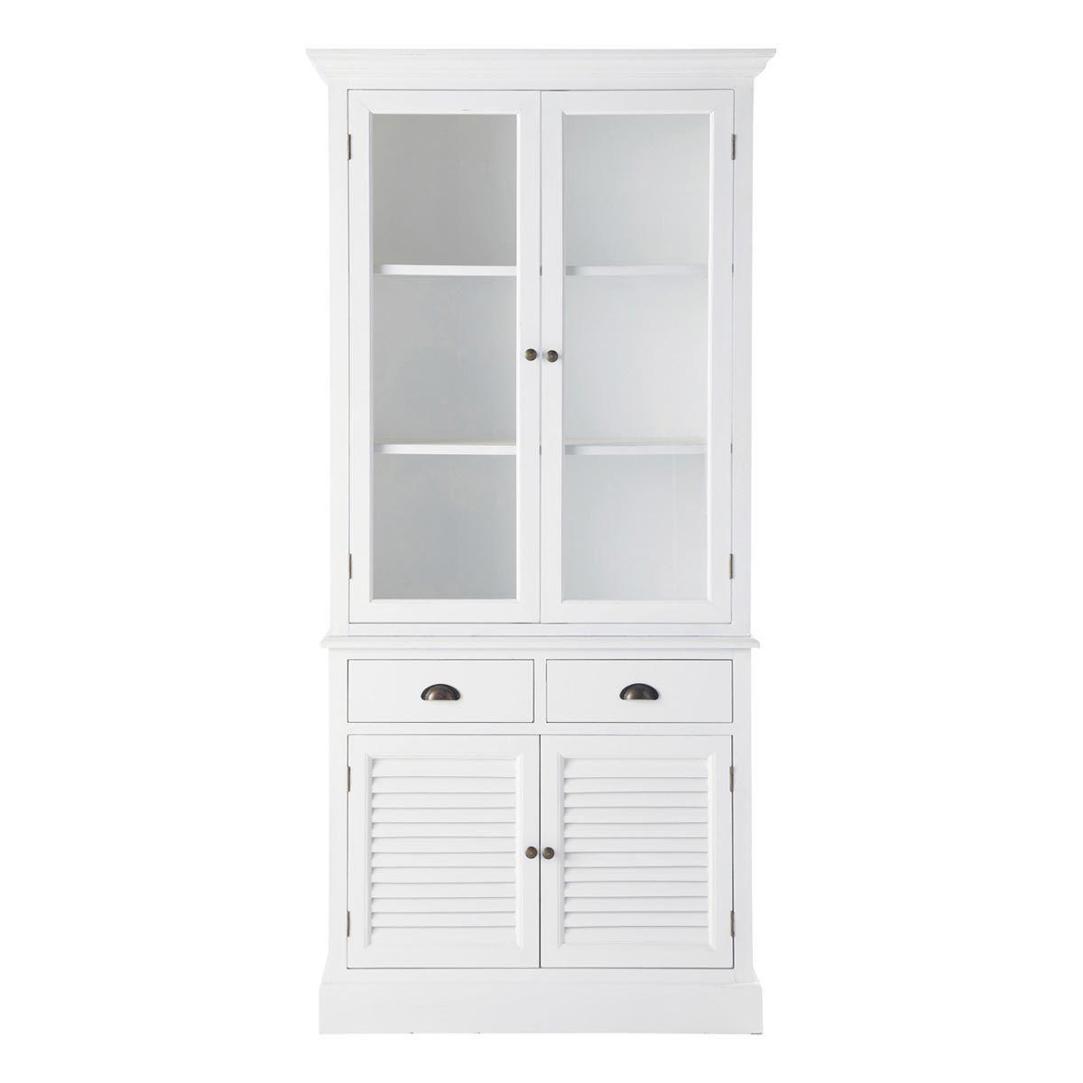 geschirrschrank wei geschirrschrank schr nkchen und flure. Black Bedroom Furniture Sets. Home Design Ideas