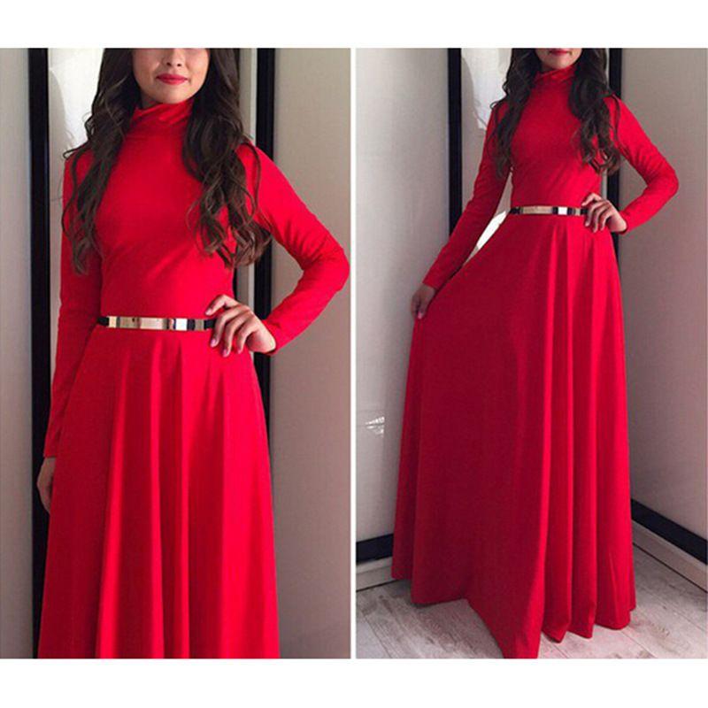Red dress online ebay | My best dresses | Pinterest | Sleeved dress