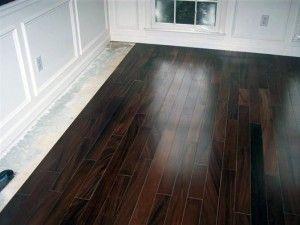 Decorating A Dining Room Before And After Flooring Engineered Wood Floors Dark Engineered Wood Floors