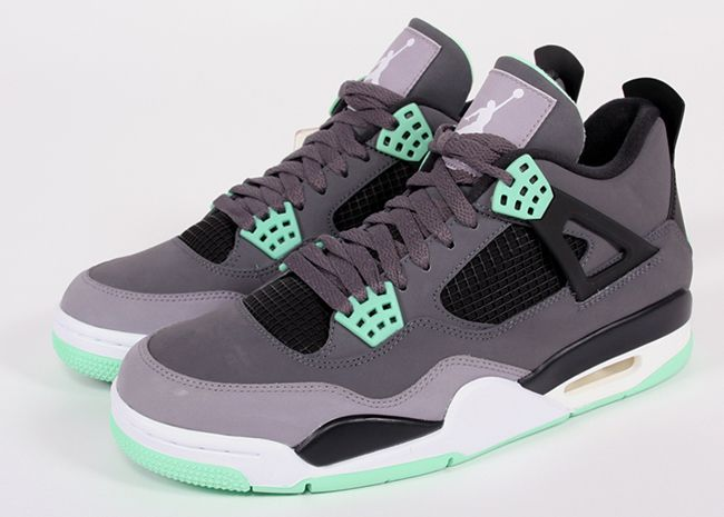 nike dunk vue 360 - Air Jordan 4 (IV) Retro - Cool Grey / Chrome - Dark Charcoal ...