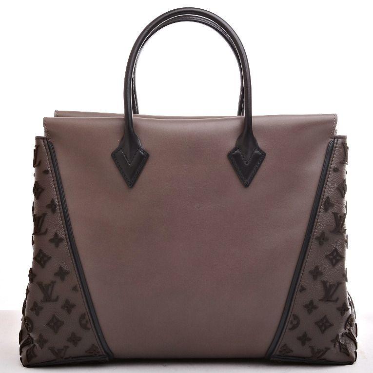 5f9aa3852bee Louis Vuitton Gris Monogram Veau Cachemire W GM image 4