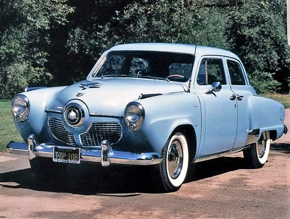 1951 Studebaker 4door sedan Autos, Coches clásicos