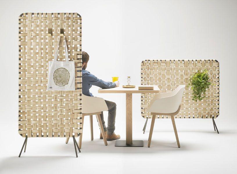 Alki_Zumitz_IratzokiLizaso_Wooden_Chestnut_01 cousette Pinterest - muros divisorios de madera