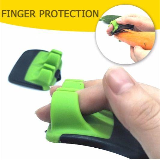 Finger Blade Peeler