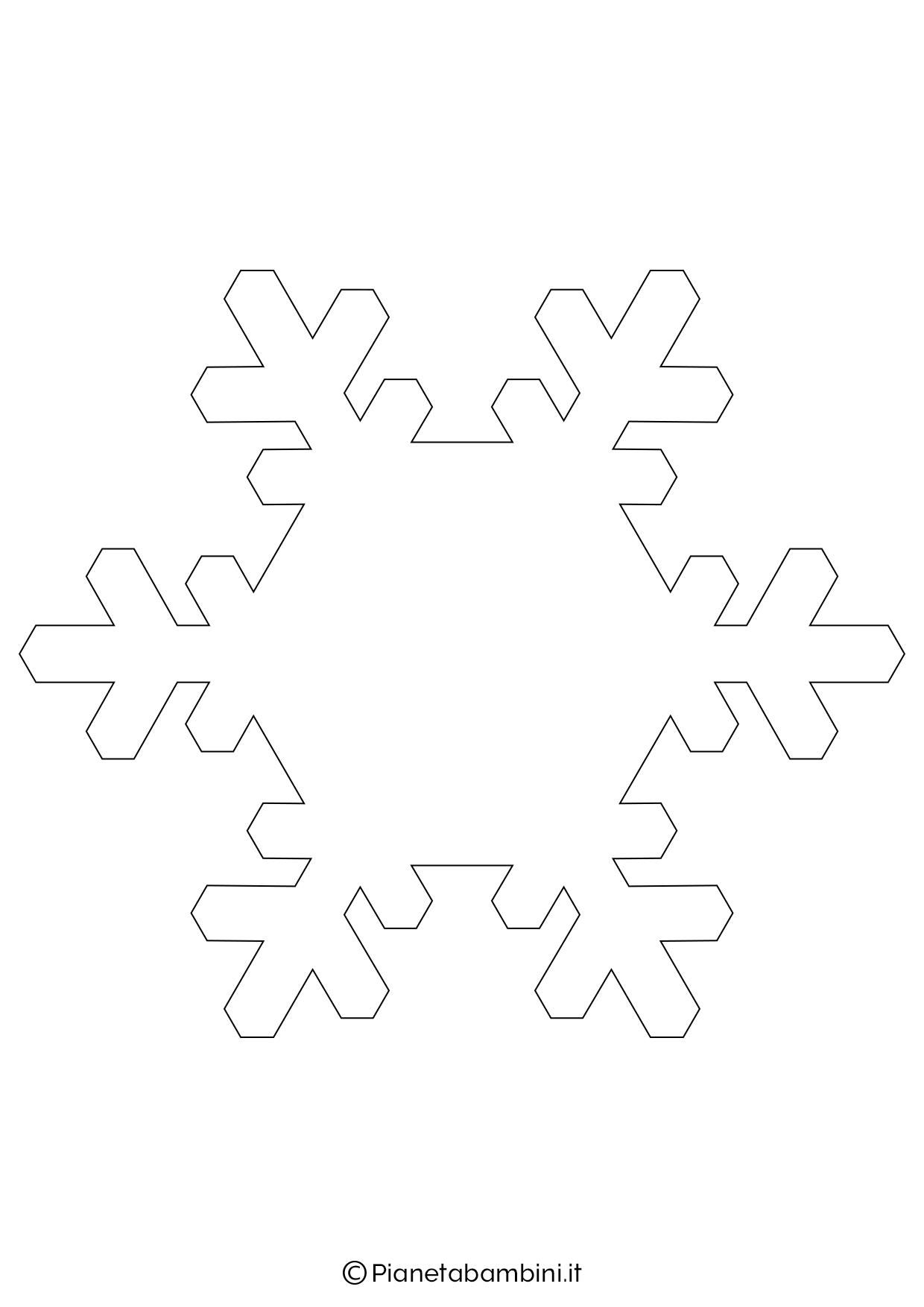 картинки снежинок для распечатки и вырезания описание конструкции того